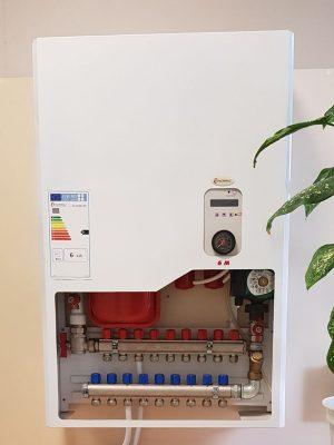 Electric boiler M/K 6-15