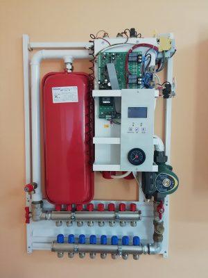 Electric boiler MRL / K 6-15
